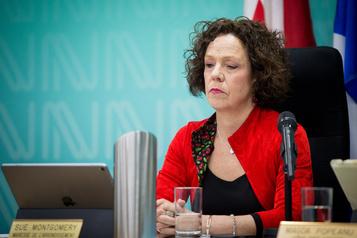 La mairesse Sue Montgomery obligée de réintégrer son directeur-général