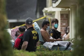 Trafic de migrants La police découvre 90?personnes entassées dans une maison au Texas)