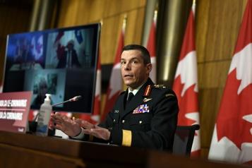 Allégations d'inconduite sexuelle Ottawa était divisé sur le dossier du major-général Fortin)