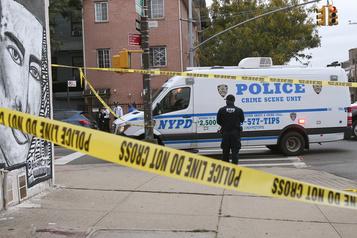 Quatre morts et trois blessés lors d'une fusillade à New York