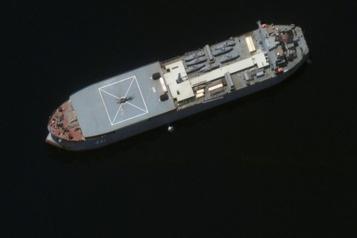 Des navires iraniens qui seraient en route pour le Venezuela inquiètent Washington)