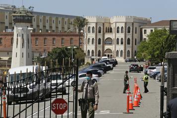 COVID-19: la Californie va libérer 8000prisonniers supplémentaires)