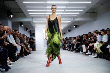 Londres : la Fashion Week sous le nuage du Brexit