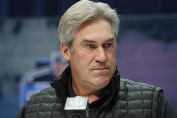 Eagles: atteint de la COVID-19, Doug Pederson dit ne présenter aucun symptôme)