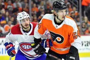 Flyers: Oskar Lindblom souffre du sarcome d'Ewing