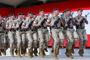 Liban: Washington débloque une aide militaire gelée depuis l'été