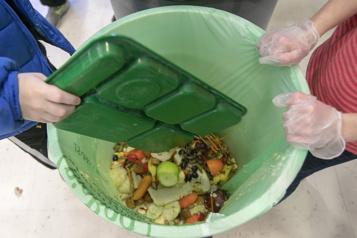 Près de 20% de la nourriture gaspillée dans le monde )