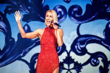 Céline Dion: tournée mondiale lancée à Québec