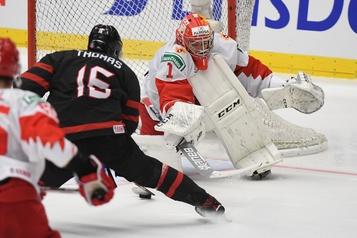Hockey junior Le Championnat mondial sera présenté à huis clos)