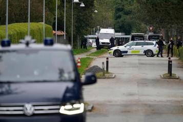 Danemark Le tueur du sous-marin arrêté après une évasion)