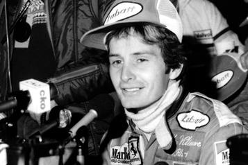 L'ascension de Gilles Villeneuve au grand écran )
