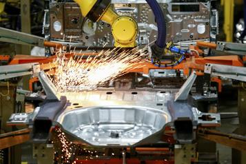 Indice ISM d'avril L'activité manufacturière de Chicago à un sommet depuis 1983)