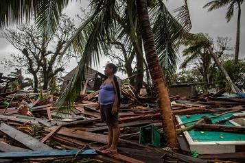 Amérique centrale La tempête tropicale Iota s'affaiblit après avoir fait 38morts)