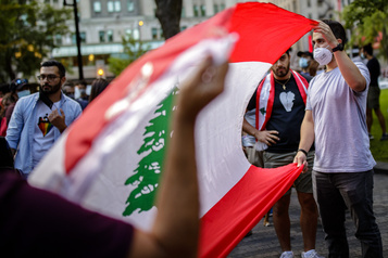 Explosions à Beyrouth: Ottawa égalera les dons)