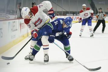 1re période Canadien1 - Canucks0)