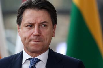 Italie En quête d'une nouvelle majorité, le premier ministre Conte va démissionner )