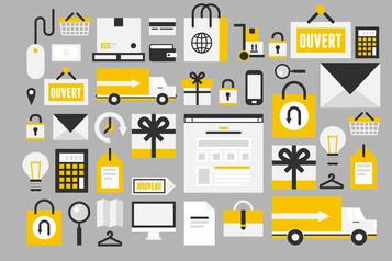 Commerce de détail et commerce en ligne