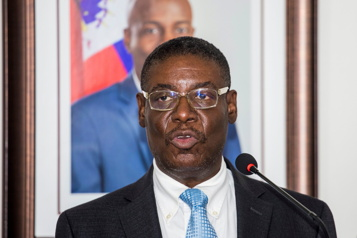 Haïti Le nouveau ministre de la Justice prend ses fonctions)