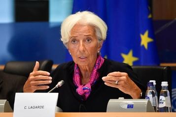 La BCE maintient son principal taux d'intérêt à zéro