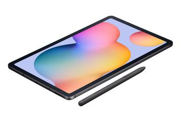 Testé: Galaxy TabS6Lite, du bonbon, cettetablette)