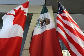 Libre-échange: Donald Trump presse le Congrès de ratifier l'ACEUM