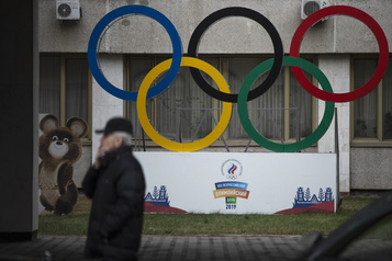Accusée de tricherie sportive, la Russie se défend à huis clos)