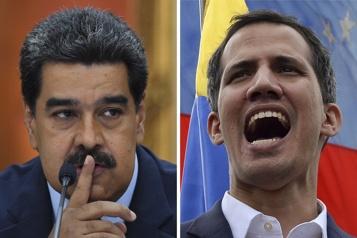 Venezuela Maduro installe son pouvoir au Parlement, l'opposition réunie en assemblée parallèle)