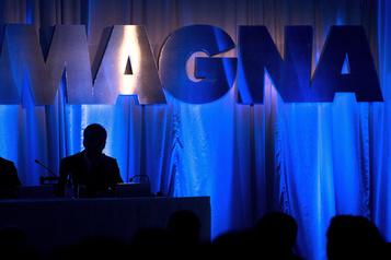Magna retire ses prévisions pour 2020
