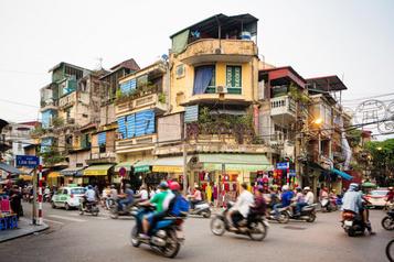 La ville la plus économique pour les routards à petit budget