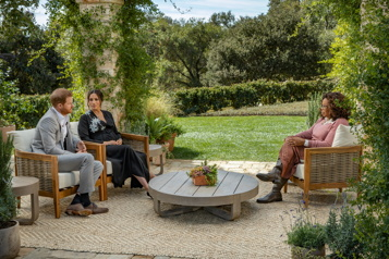 Entrevue de Meghan et Harry Le Palais reste muet, les réseaux sociaux s'enflamment )