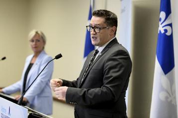 Québec dit non au projet de GNLQuébec)
