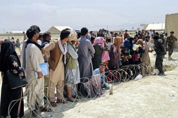 Comment le Canada pourra-t-il rapatrier 20000Afghans? )