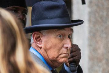Roger Stone, proche de Donald Trump, condamné à 40mois de prison