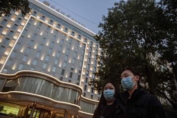 L'OMS à Wuhan Sur les traces du virus)