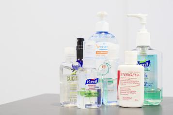 Le nombre d'expositions aux produits nettoyants bondit, surtout chez les enfants