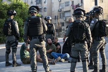 Israël  Une vague de violence interne sans précédent)