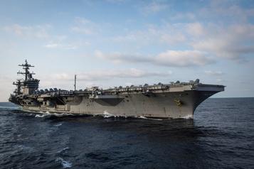 Manœuvres navales inédites États-Unis–Asie du Sud-est en septembre