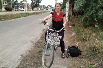 Disparition d'une Québécoise au Mexique «On ne la trouve plus du tout» )