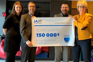 150 000$ pour les enfants malades
