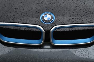 Résultat meilleur qu'attendu au premier trimestre pour BMW)