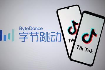 Représailles chinoises après l'interdiction américaine de télécharger TikTok et WeChat)