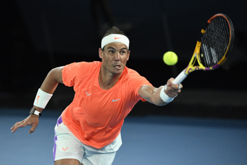 Rafael Nadal déclare forfait pour le tournoi d'Acapulco)