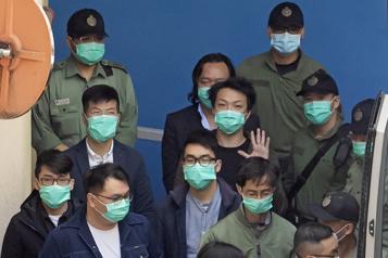 HongKong L'inculpation des opposants prodémocratie va se poursuivre mercredi)