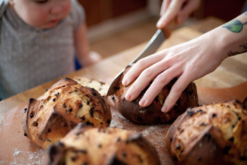 La renaissance du pain maison)