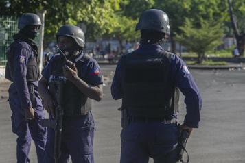 Haïti  Un Canadien ferait partie desmissionnaires enlevés