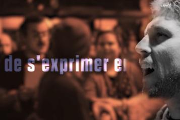 Documentaire Lumière sur le slam québécois )