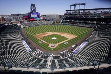 MLB Le match des étoiles serait déplacé à Denver)