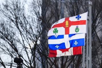 Course à la mairie de Montréal «Je me retire de la course»)