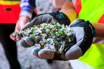 Recyclage du verre: l'impasse dénouée entre les élus