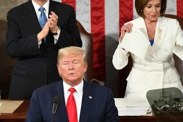 Décryptage Trump à la place de Pelosi?